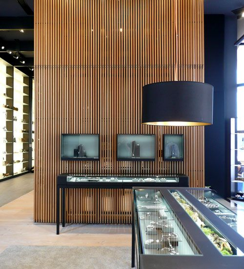 Georg Jensen Retail Store, The Pearl, Qatar, By, Mark