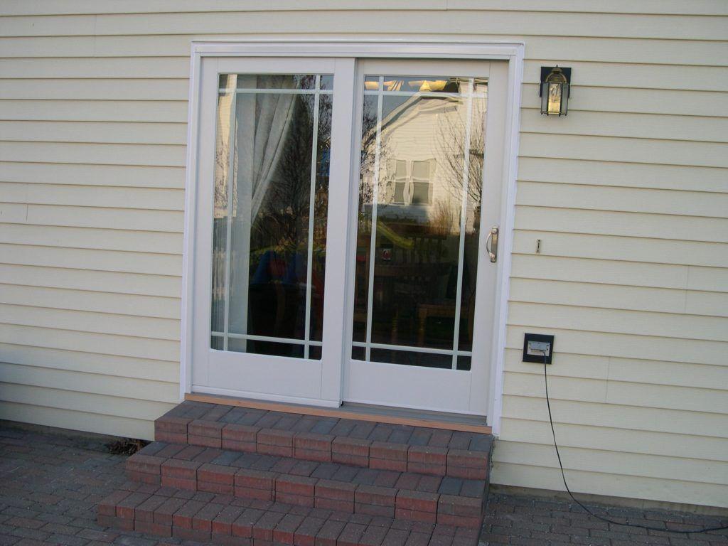 Anderson Sliding Patio Doors With Blinds Between Glass Flooring In 2019 Patio Door Blinds Balcony Doors Sliding Patio Doors