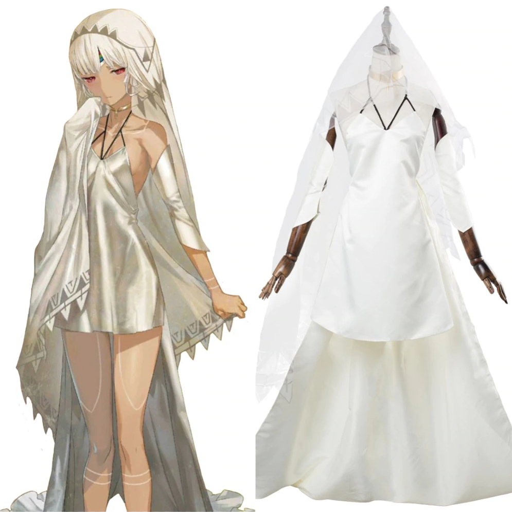 Fgo Halloween 2020 FGO Fate Grand Order Attila Dress Cosplay Costume in 2020