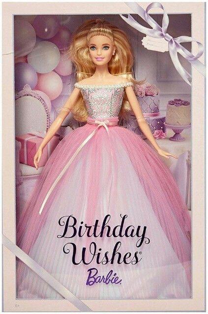 2017 Birthday Wishes Barbie Doll Geburtstag Geburtstagswunsche Puppen