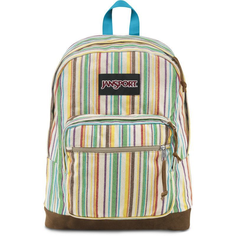 Jansport Right Pack Expressions Backpack   Multi Weave Stripe ...