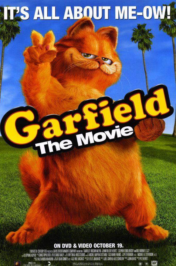 Garfield The Movie Garfield Garfield The Movie Movies Online