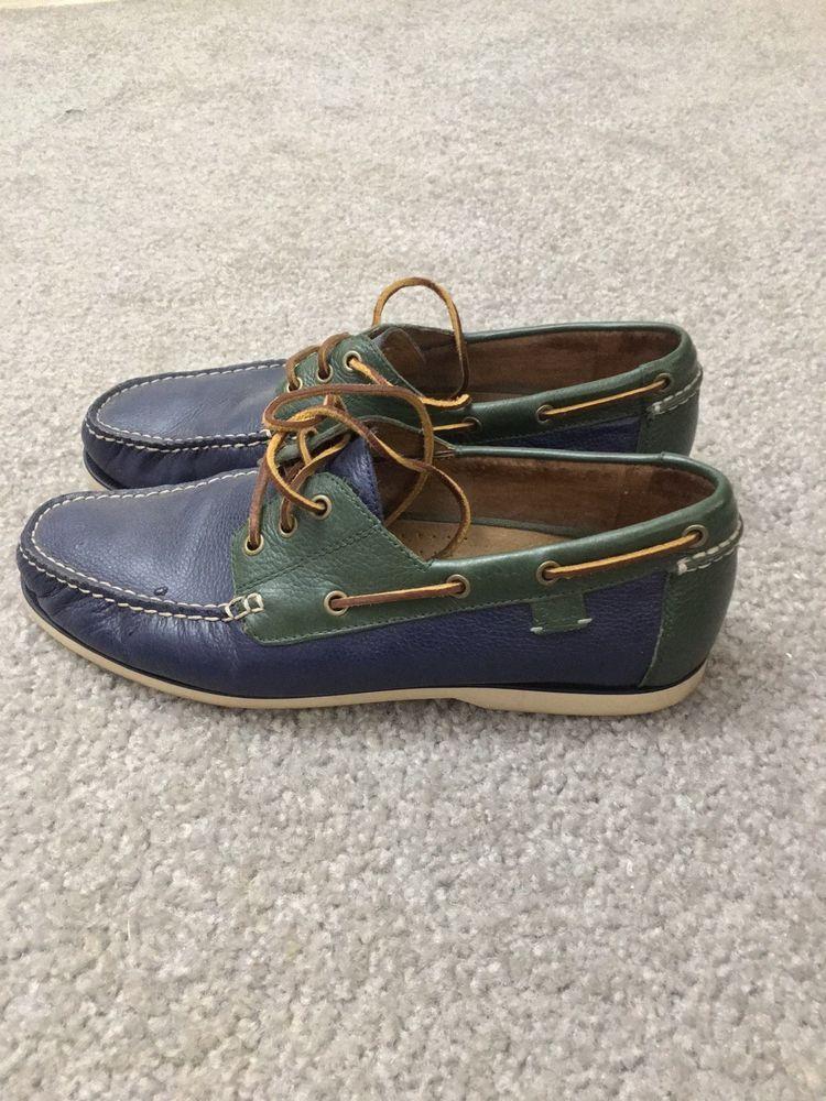 ed5a03e7f Men s POLO RALPH LAUREN BIENNE II BOAT SHOE - PACIFIC BLUE GREEN Size 12   fashion  clothing  shoes  accessories  mensshoes  casualshoes (ebay link)