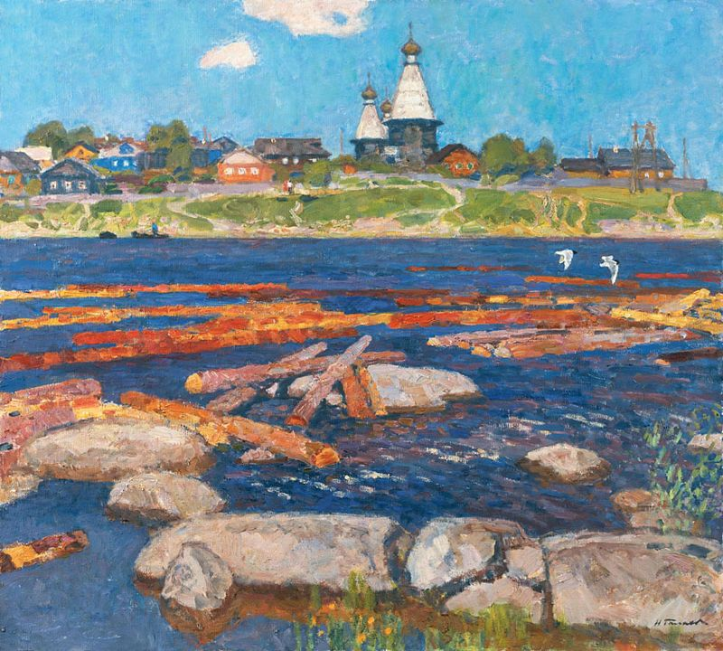 List Of Russian Artists Landscape Paintings Russian Artists Painting