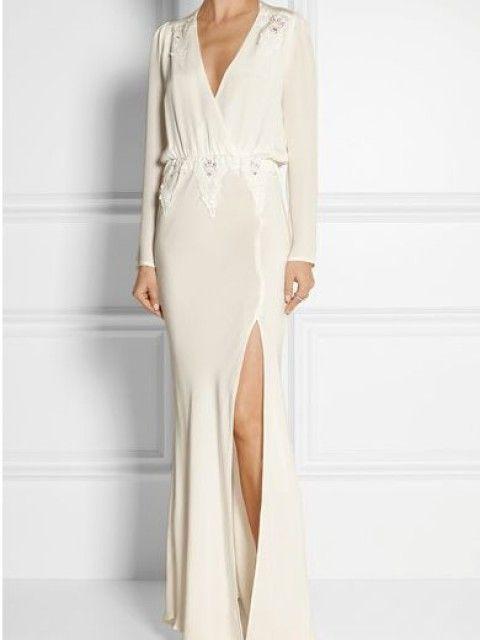 e793705f01 BHLDN Stone Cold Fox – Alabama Gown Size 2 Wedding Dress – OnceWed ...