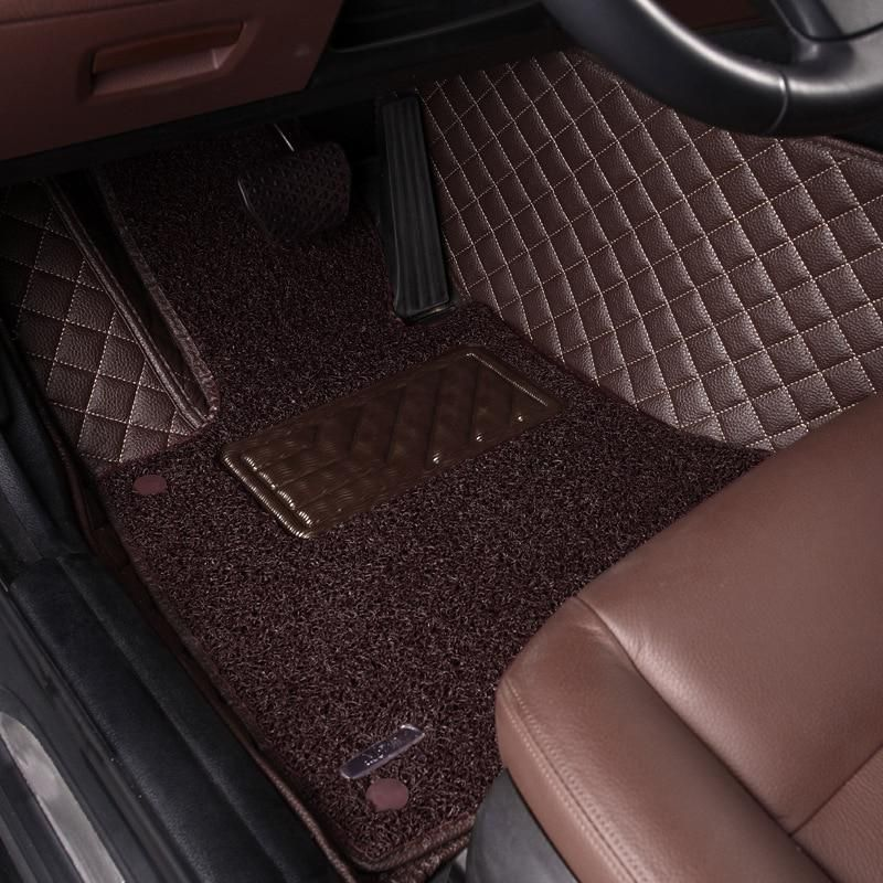 Custom Car Floor Mats For Chevrolet Cruze Aveo Captiva Lacetti