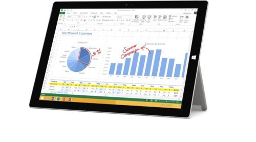 Microsoft Surface Pro 3 (256 GB Intel Core i5 Windows 8.1) - Free Windows 10 U https://t.co/CIM7HE1XHo https://t.co/BW8KbZFABh