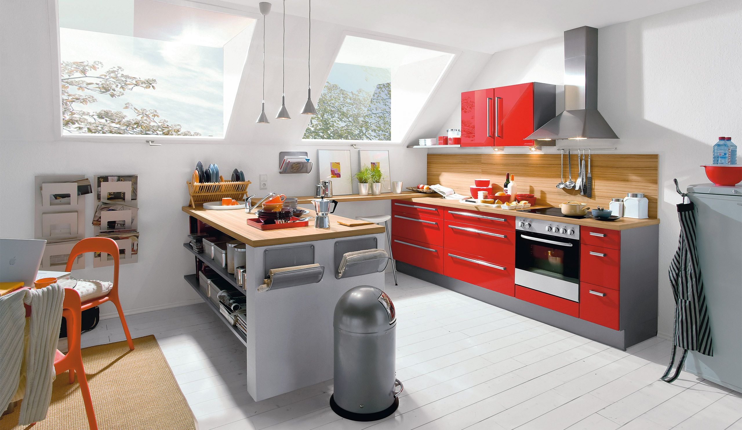 Single einbaukche top kitchen table wisdom attractive for Einbaukuche kleiner raum