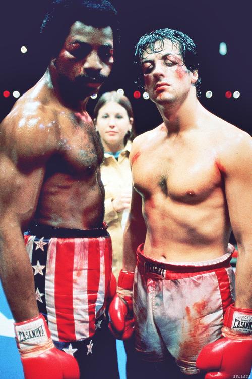 Apollo Rocky Www Thehiphophead Net Rocky Balboa Sylvester Stallone Apollo Creed
