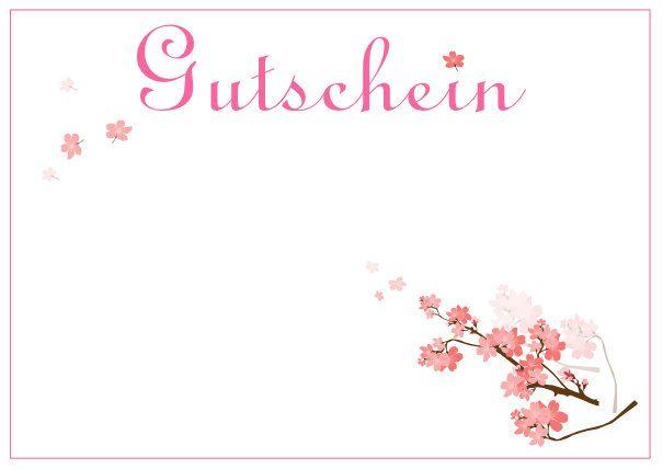 Gutschein vorlage word wellness