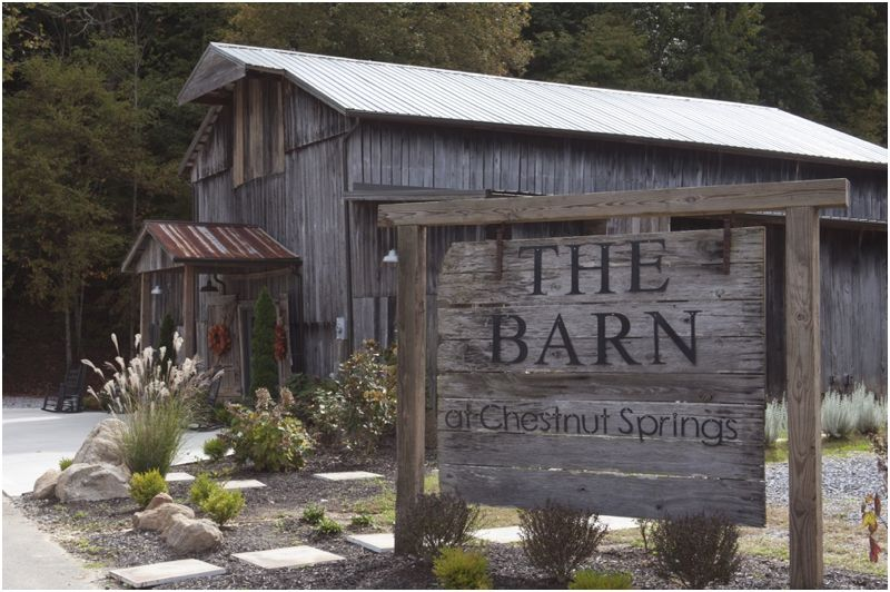 Barn Wedding In East Tennessee Smoky Mountains Vision