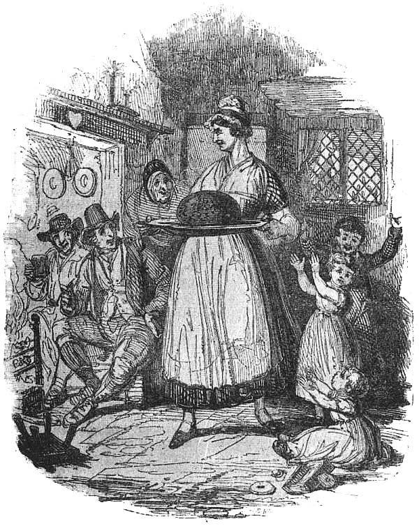 The Christmas Plum Pudding An Old English Foodie