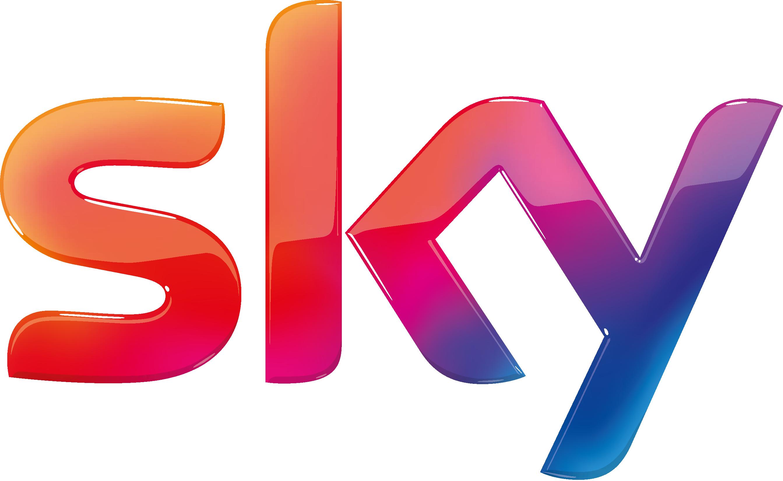 Sky Logo Download Vector Messaggi di testo, Immagini