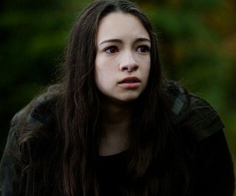 nice cheap professional sale detailed pictures Bree Tanner is scared | TS Vampire's | Vampire twilight ...