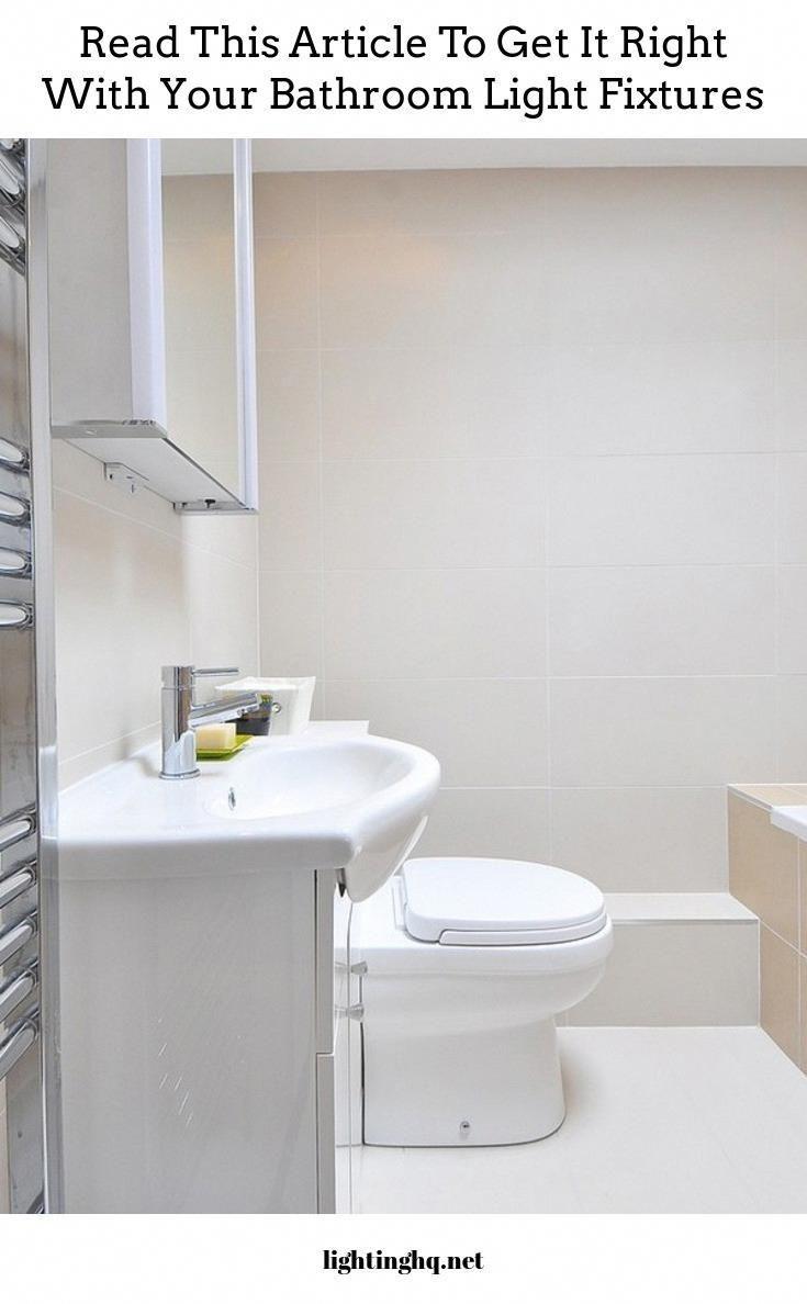 Photo of Bathroom lighting tips and advice to read before buying new fixtures #bathroomli …