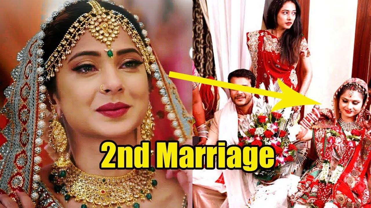 Jennifer Winget Looking so Royal in her 2ND Marriage with BF Sehban