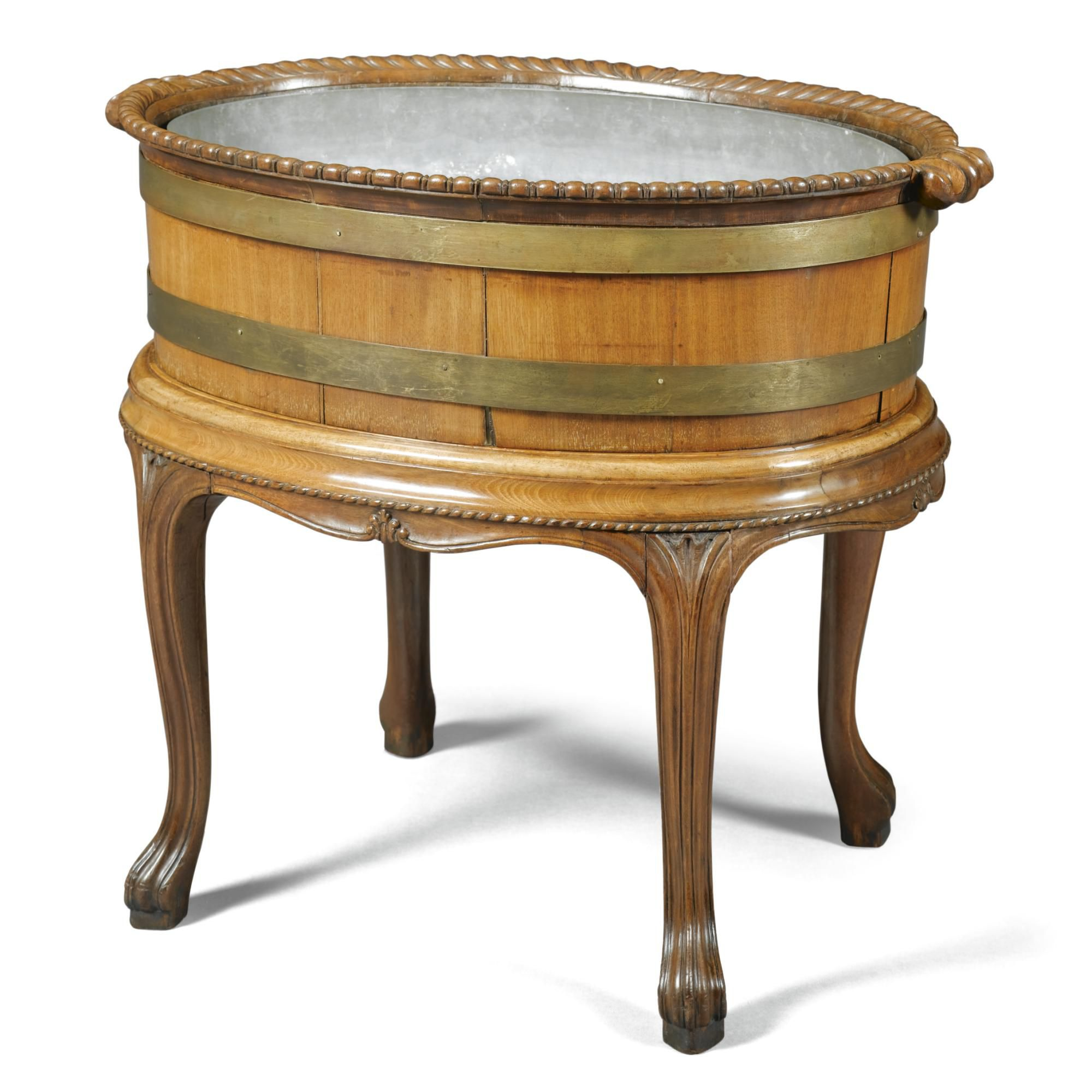 A George Iii Mahogany Wine Cooler Circa 1770 In The Manner Of  # Thomas Hope Muebles
