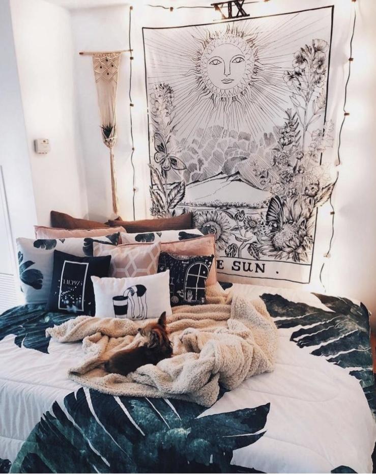 Tarot Sun Tapestry images