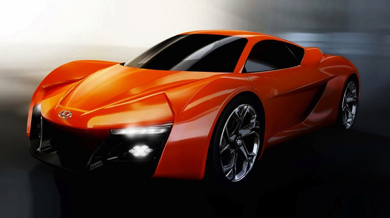Thank you for visiting Hyundai PassoCorto Concept Sport
