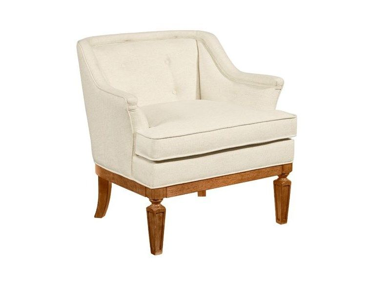 Magnolia Home Ivory Accent Chair Acc Char Ivory