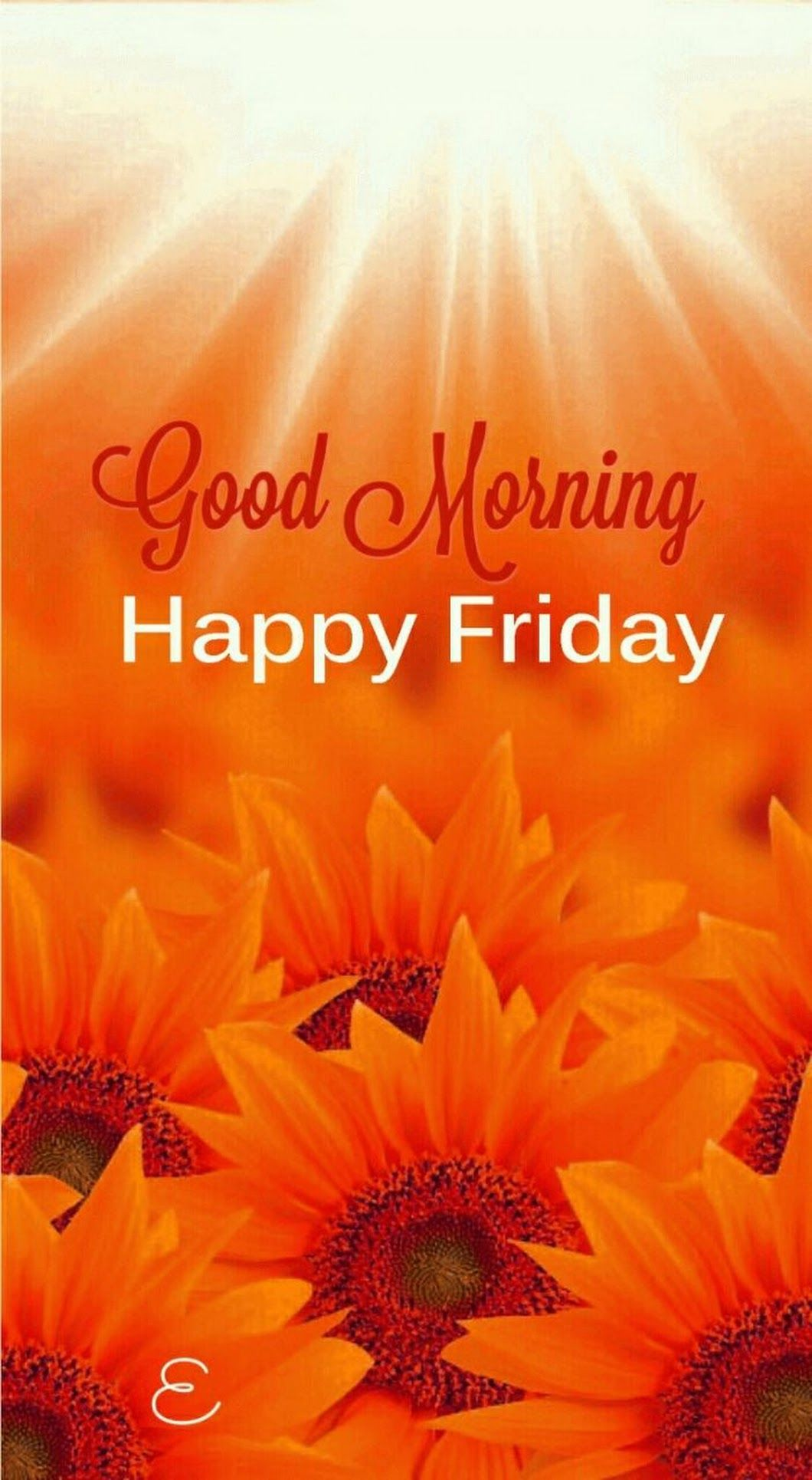 Happy Friday 🌻🌻🌻🌻🌻 (With images) | Good morning happy friday ...