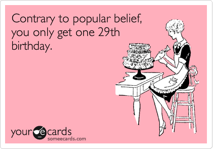 Search results for \'29th birthday\' Ecards from Free and Funny ...