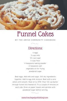 Amish Community Cookbook (HC)