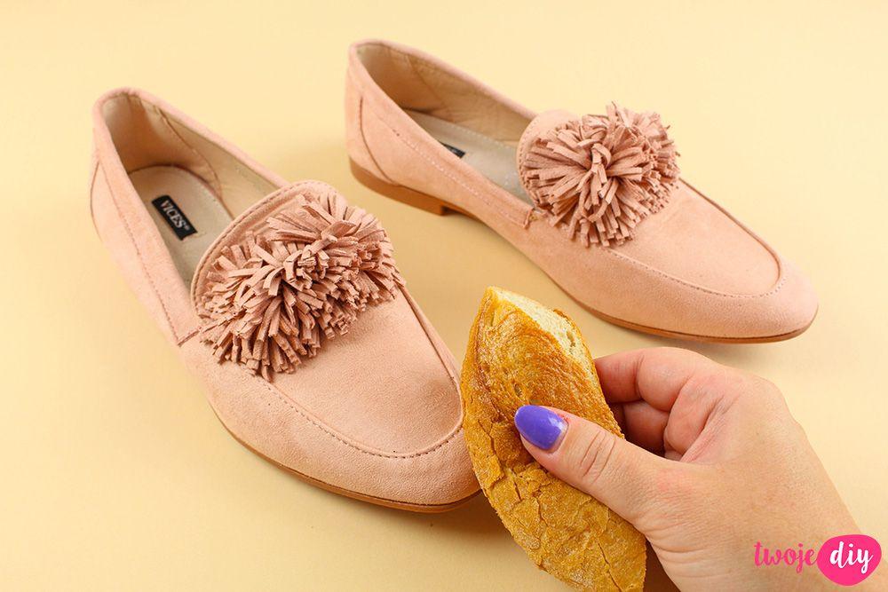 Jak Wyczyscic Buty Z Zamszu I Nubuku 9 Domowych Sposobow Twoje Diy Shoes Mule Shoe Diy