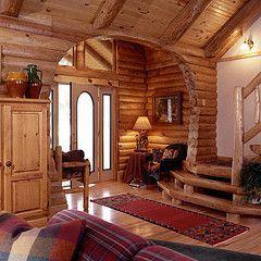 log cabin <3