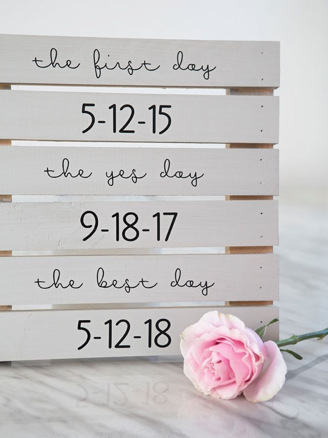 YOU MUST See These DIY Marriage ceremony Signs, They Seem Professional! Charming strategies, wedding