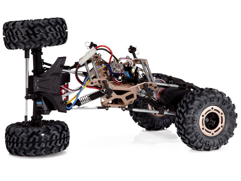 Rockslide Rs10 Xt 1 10 Scale Crawler 2 4ghz Radio Control Rc Cars 1 10 Scale