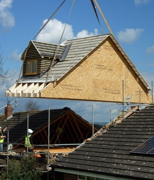 To reduce the risk of working at height and revolutionise the speed of the new build market, the UK's leading trussed rafter loft conversion specialist, Trussloft, has developed Moduloft.