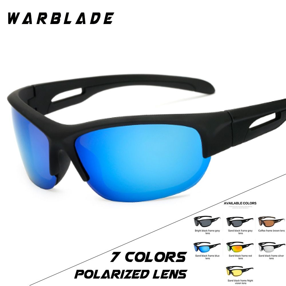 8e5b9565e Sports Sunglasses polarized Polaroid Fishing sun glasses Goggles UV400  Sports Men Women Sun glasses For Men De Sol Feminino Review