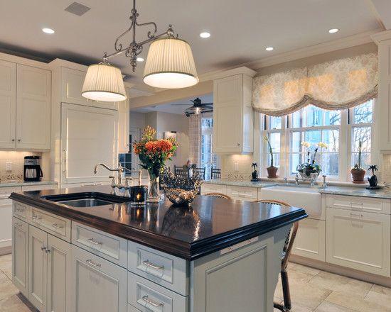 Kitchen Window Treatments Design Pictures Remodel Decor And Alluring Designer Kitchen Curtains Decorating Design