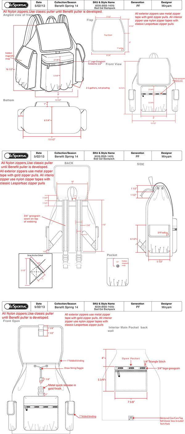 25c10ebf27dd how to make a tech pack for fashion - Google Search