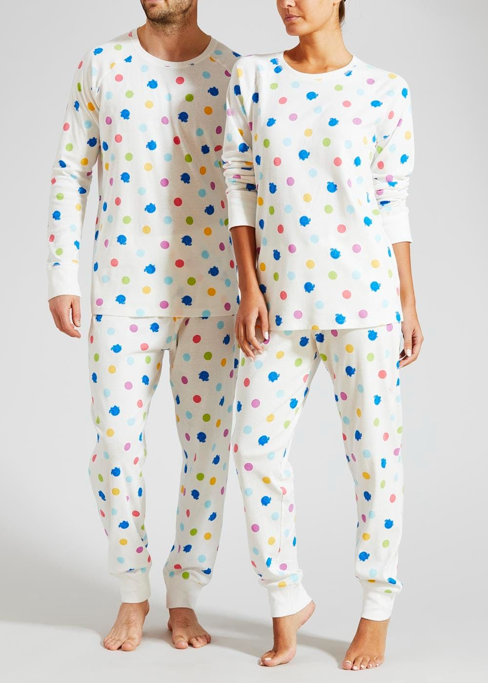 Unisex Adult GetSpotted Alder Hey Pyjamas Adult pajamas