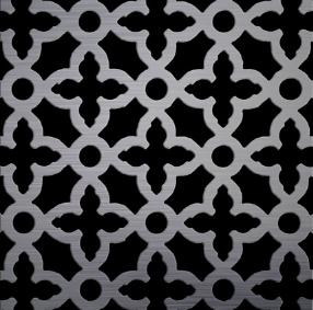 Designer Perforated Metal Mcnichols Perforated Metal Decorative Sheets Metal Design