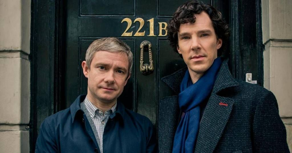 Stream Sherlock Season 4