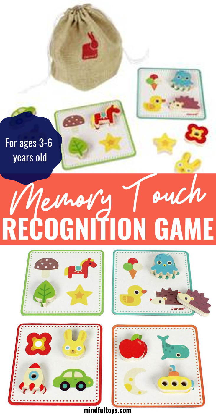 Memory Touch Recognition Game Games For Kids