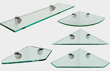Dulles Glass And Mirror Glass Shelves In Bathroom Glass Corner Shelves Glass Shelves Kitchen