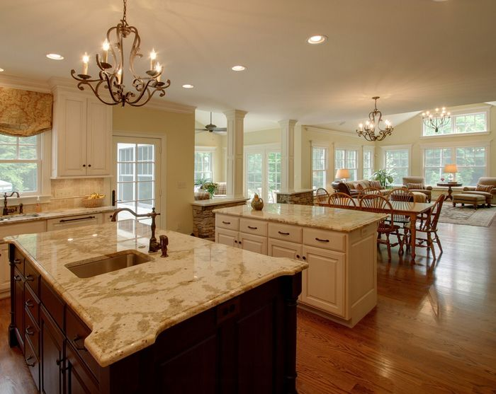 Traditional Kitchen Photos Open Living Room Design Pictures Remodel Decor And Ideas