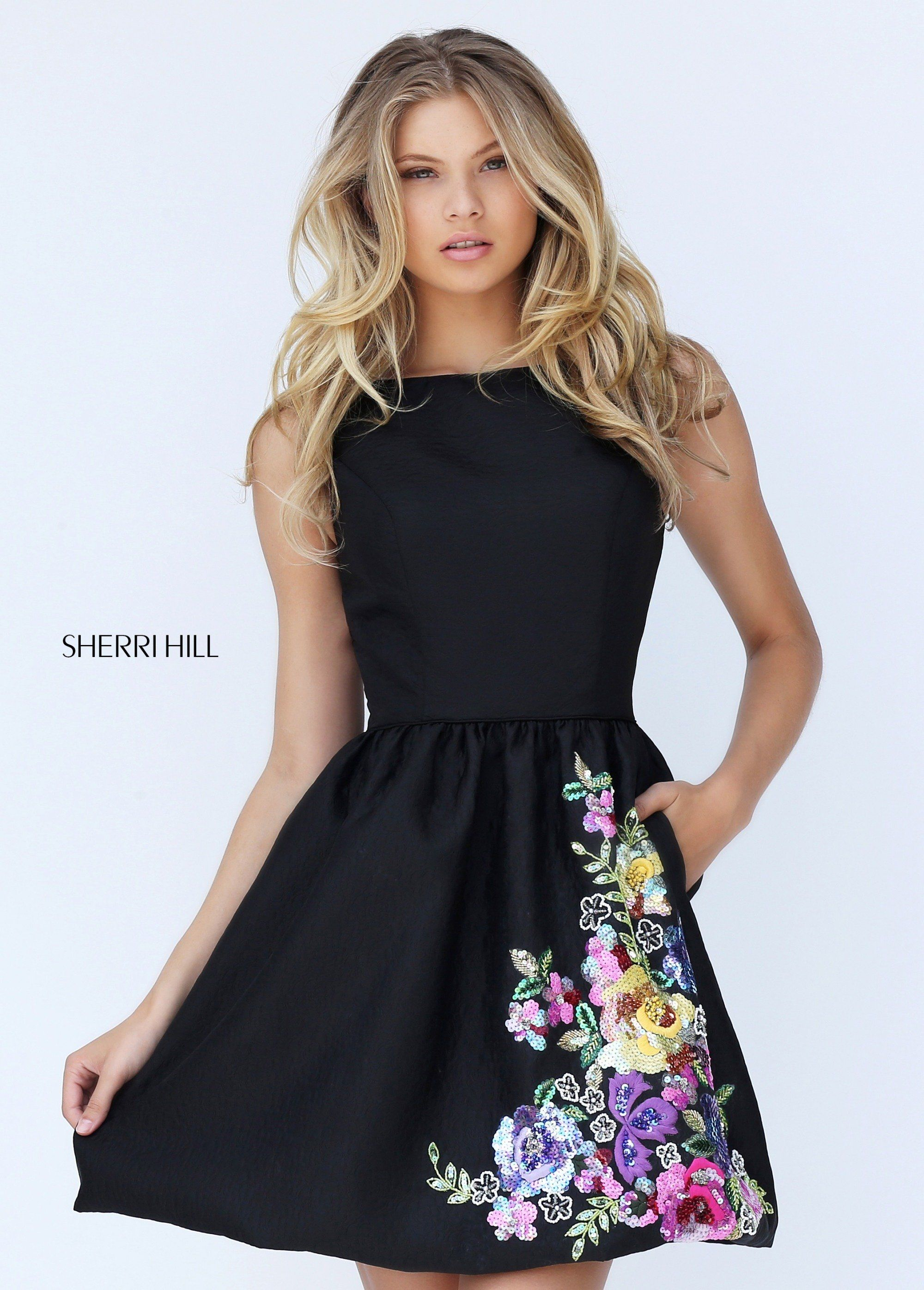 Sherri Hill 50828 | Sherri Hill Prom Dresses | Pinterest ...