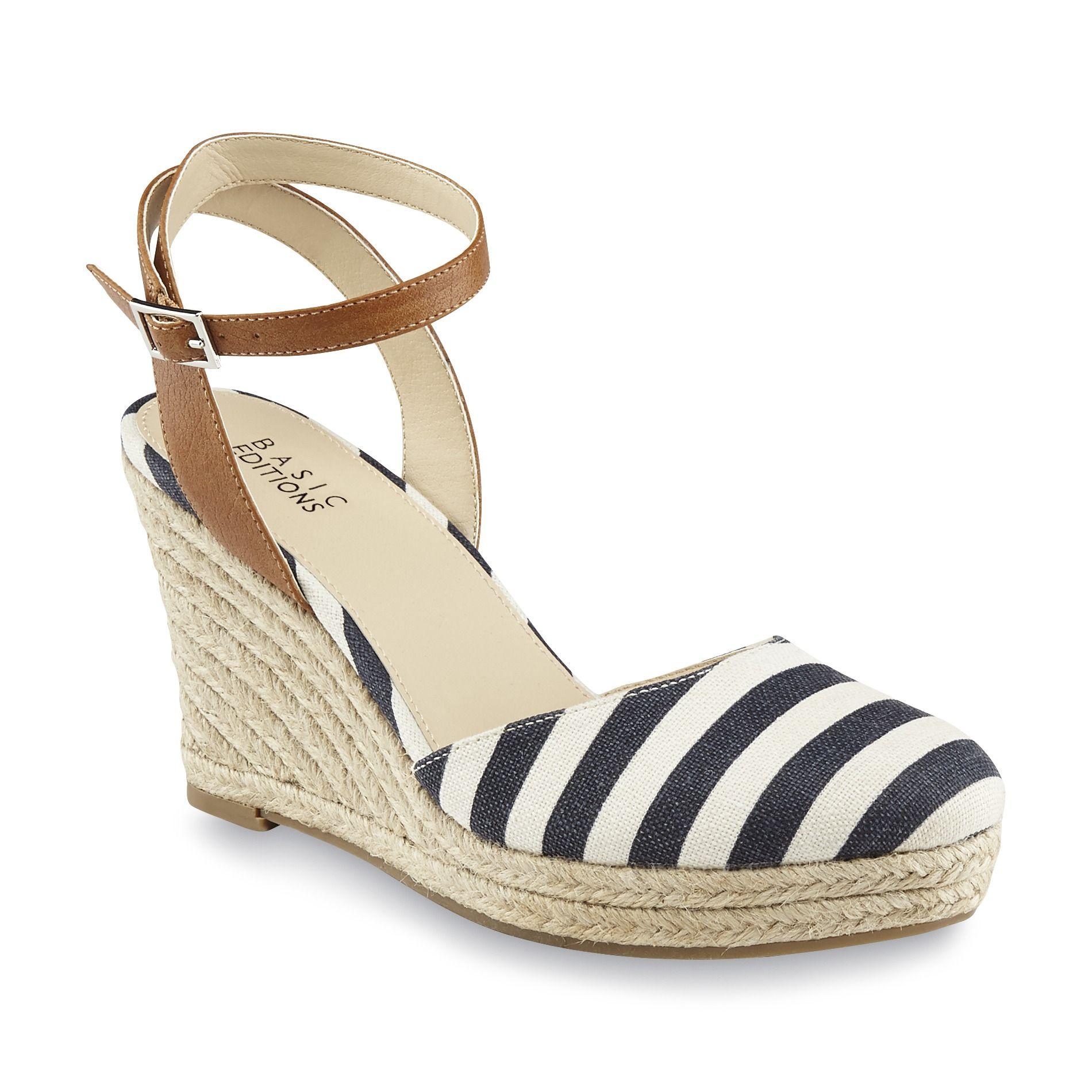 Kmart.com | Tan wedge shoes