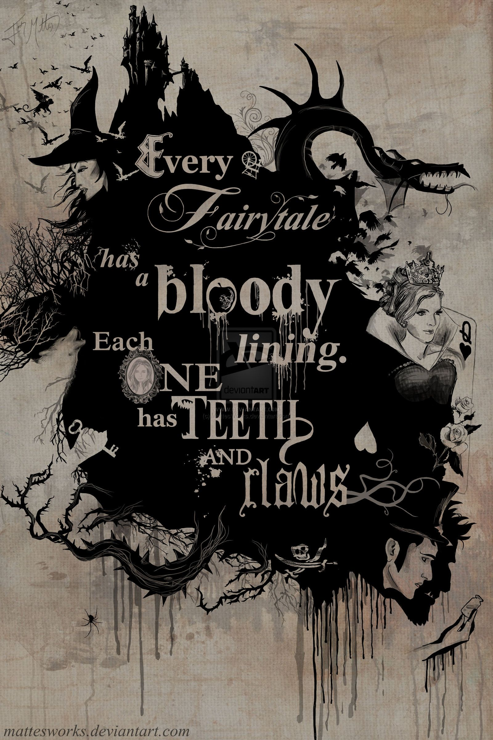 Fairytales Dragons 2 by MattesWorks.deviantart.com on @deviantART