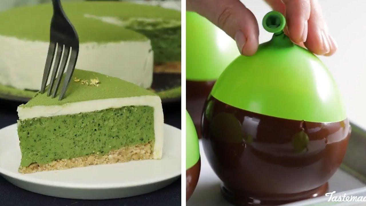 لن تصدقي كيف يبدعن بشكل خرافي في صنع و تزيين الكيك بأشكال رائعة ستدهشك Food Desserts Recipes