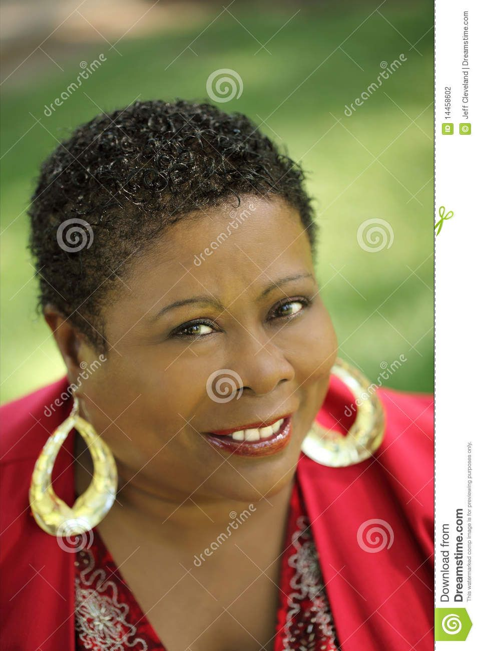 Middle aged black women
