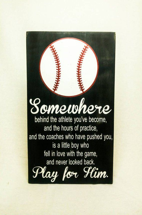for Baseball Unique Ball  Play Art Gift Him for Player