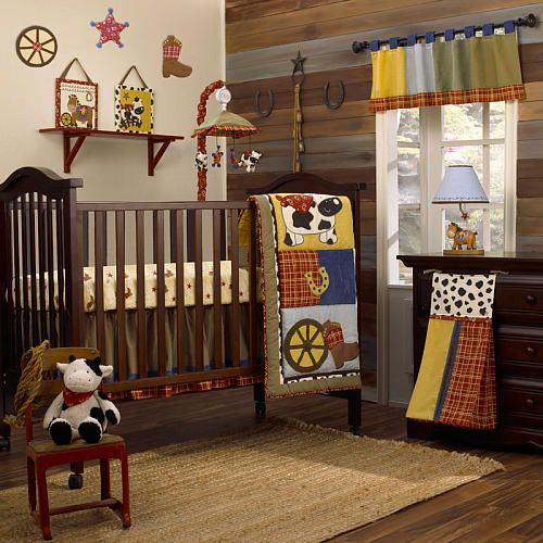 This Adorable Collection Features A Timeless Western Theme
