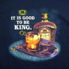 royal whiskey crown vintage