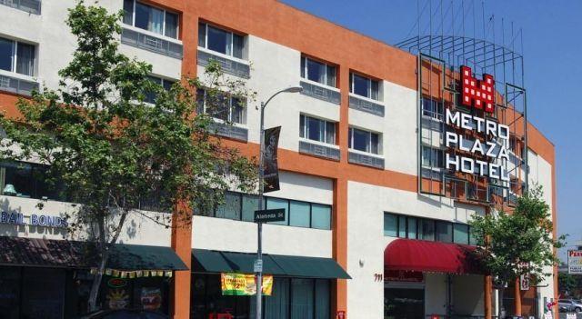 Metro Plaza Hotel - 2 Star #Hotel - $110 - #Hotels #UnitedStatesofAmerica #LosAngeles #DowntownLA http://www.justigo.me.uk/hotels/united-states-of-america/los-angeles/downtown-la/metro-plaza_92055.html
